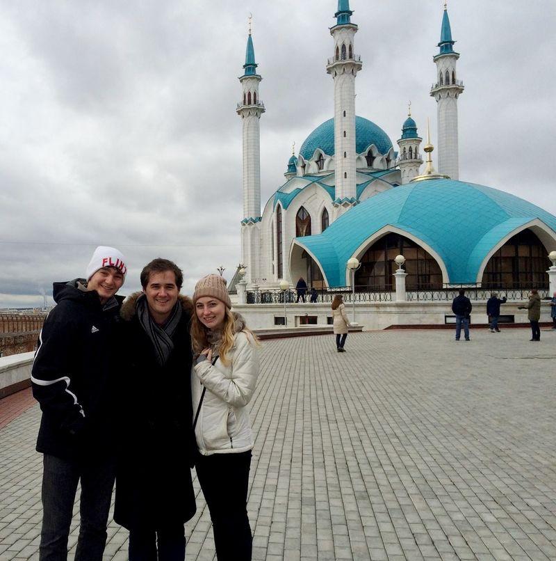 5. Kazan, Gray, Kazan, mosque