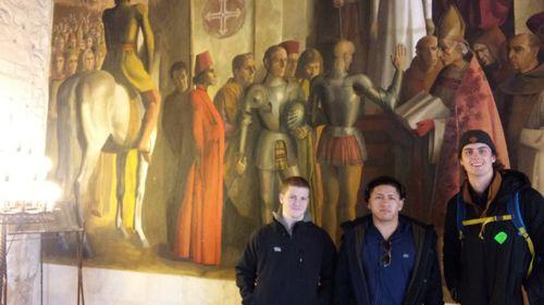 Segovia Castle 2