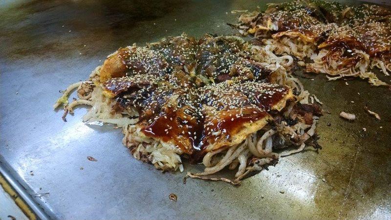 Okinomiyaki