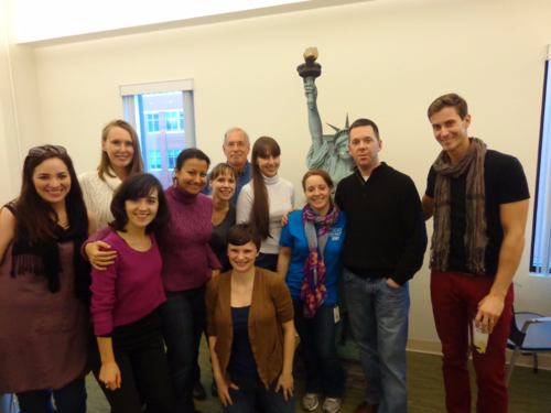 CSC team, 2013