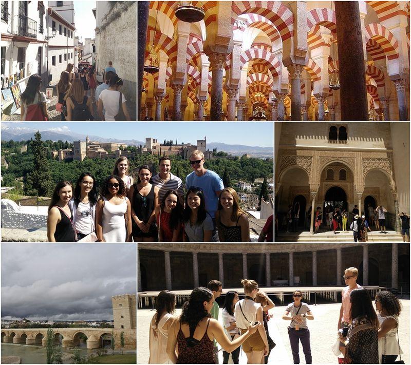 Córdoba-Granada