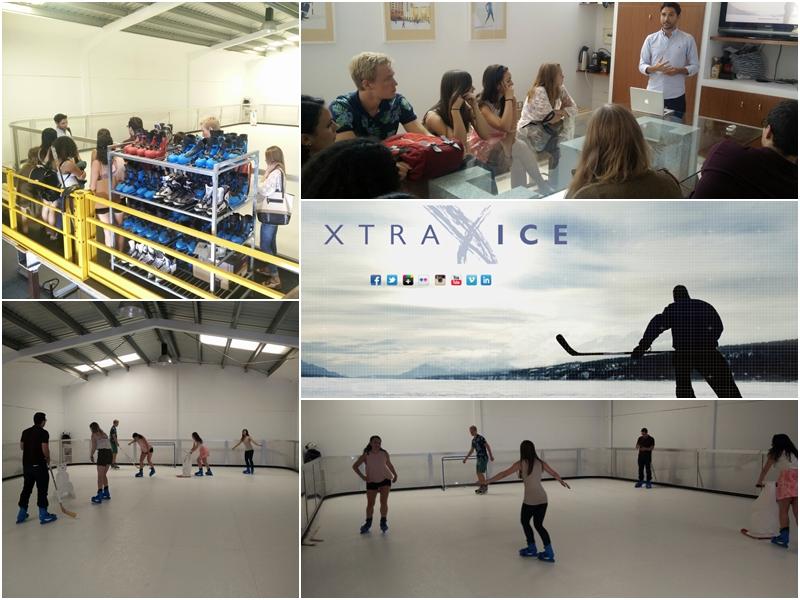 Company Visit - Xtraice