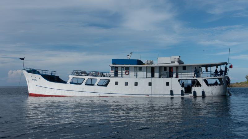 Bilikiki boat pic zoom