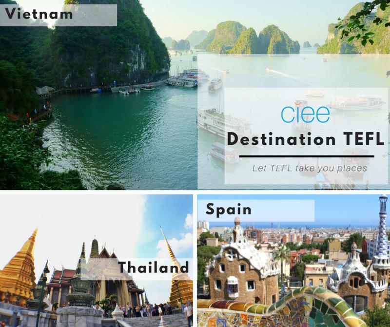 Destination TEFL