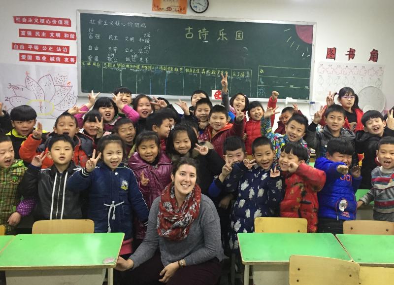 Grade 2 Class 3