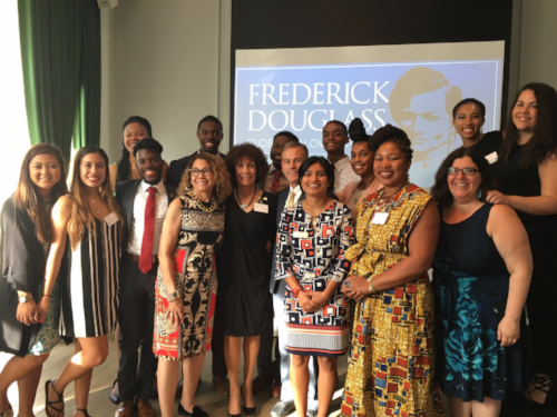 Frederick Douglass Global Fellows Event
