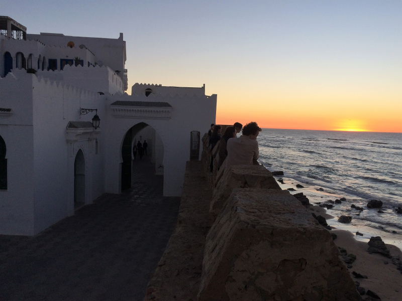 Sunset Asilah