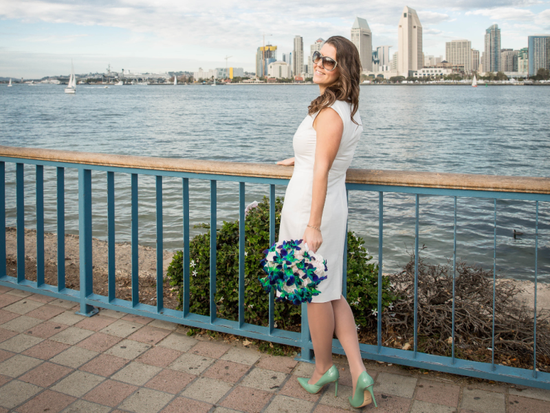 Olesya's San Deigo wedding