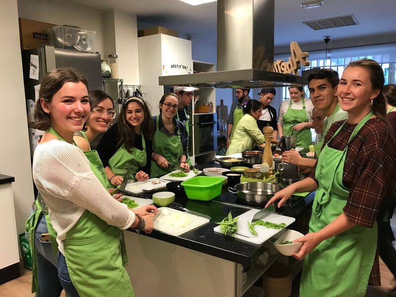 LA cooking class