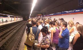 Metro madrid crowder