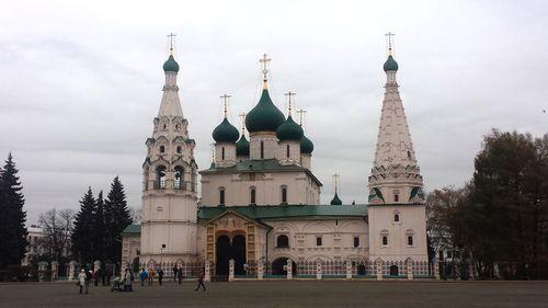 16. Yaroslavl, square