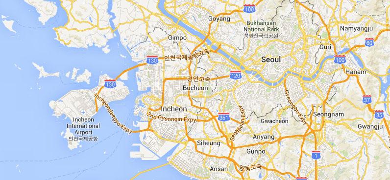Seoul Incheon