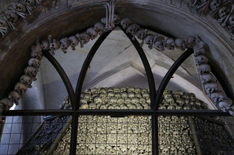 Kutna Hora skulls
