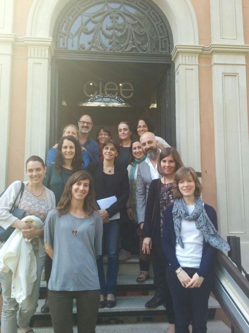 Barcelona meeting
