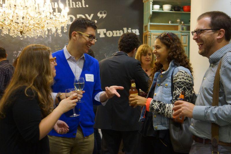 NYC Alumni Event - 2015 010