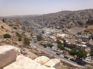 Amman scene