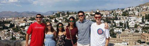 Granada estrecha