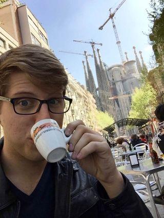 ES Chad coffee