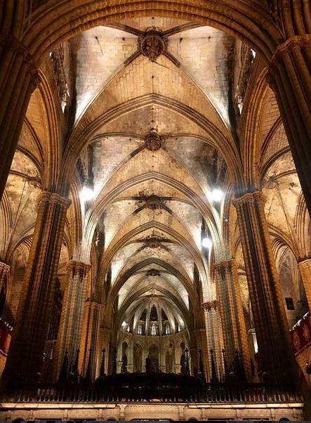 Gabby_Catedral de Barcelona_991
