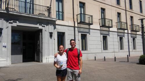 Visit to Leganes ES