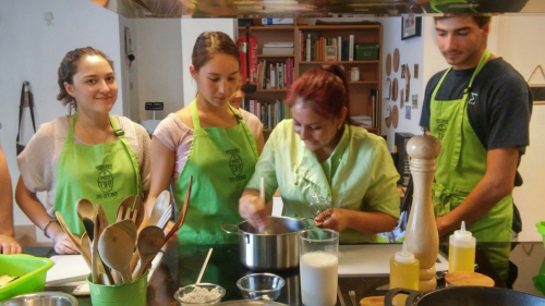 Cooking class ES