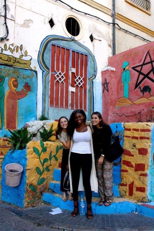 ES marocco market tour