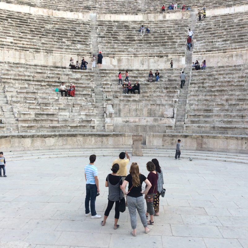 Amman.Roman Theater (5)