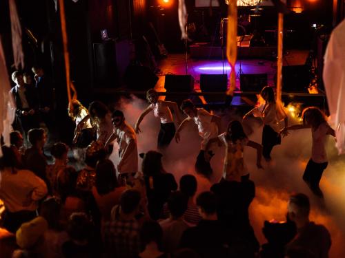5. Halloween танец