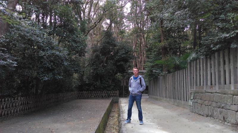 Daniel in Japan