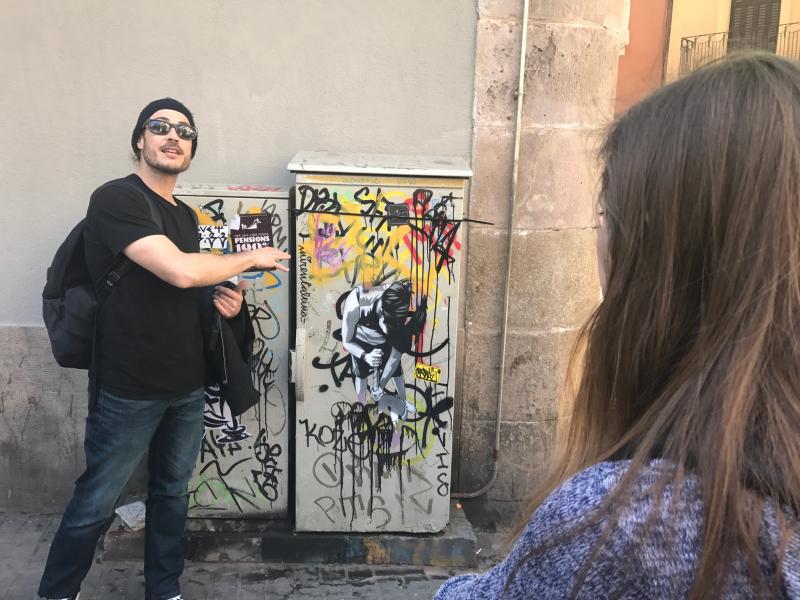Foto grafitti 2