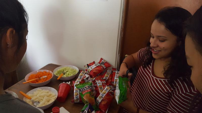 Mexican Street Food Doritos
