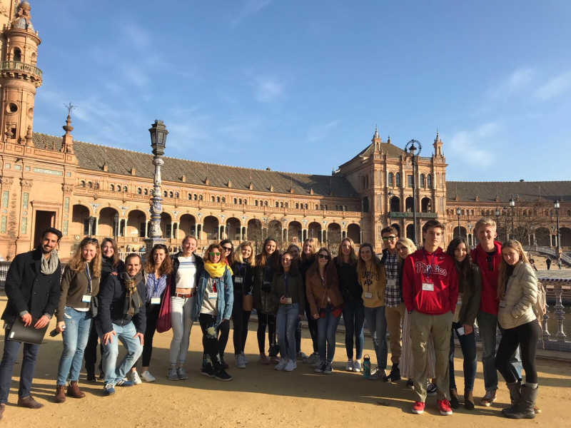 Plaza de espana group